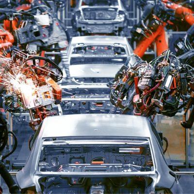 Automotive, Marine & Industrial Manufacturing